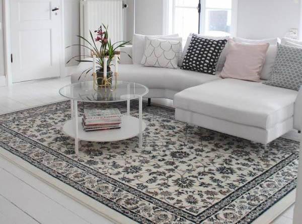 فرش مناسب اتاق کوچک