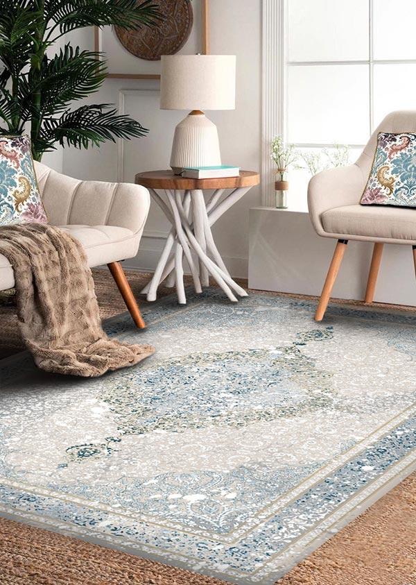 فرش مدرن جدیدترین فرش ماشینی