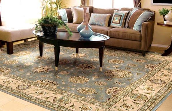 فرش مناسب فضای کوچک