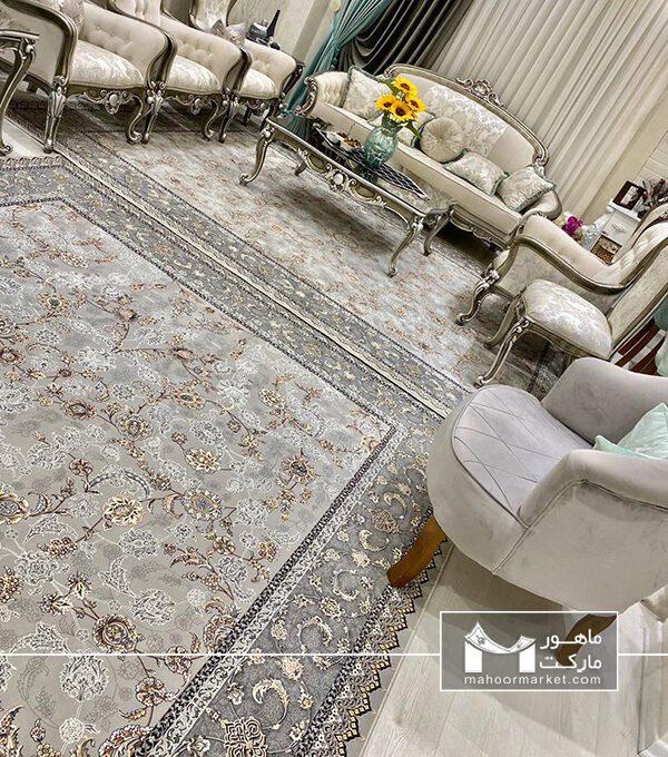 فرش درسا، فرش افشان طوسی