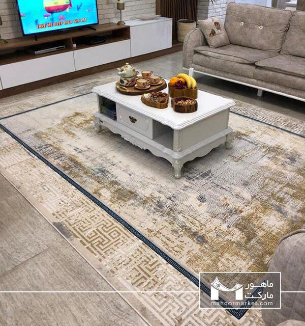 فرش ورساچه، فرش مدرن