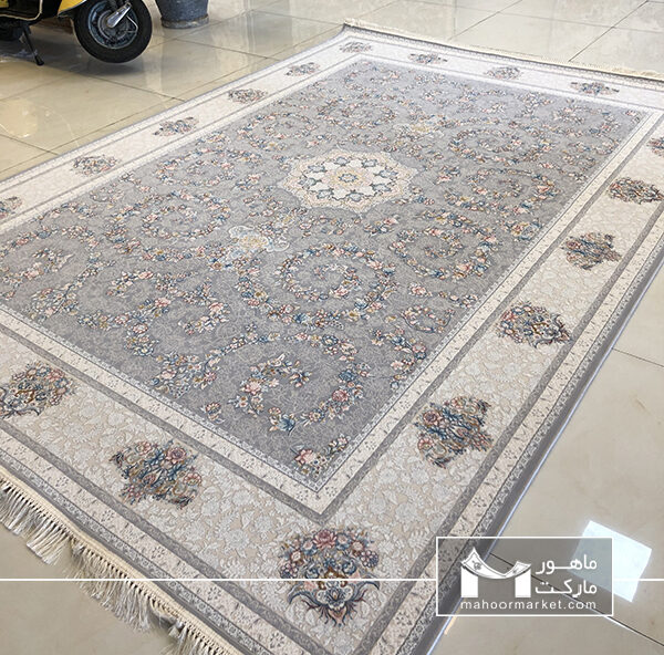 فرش سما، فرش جدید زمینه طوسی
