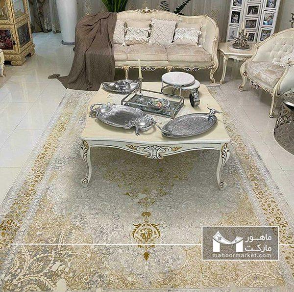 فرش سروین، فرش مدرن